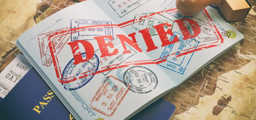 Denied Entry: Your Rights & Responsibilities